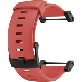 Suunto Core Bracelet de montre en silicone, crush coral